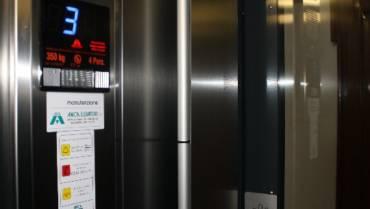 Leader in ascensori a Gallarate è Amca Elevatori, attiva dal 1959