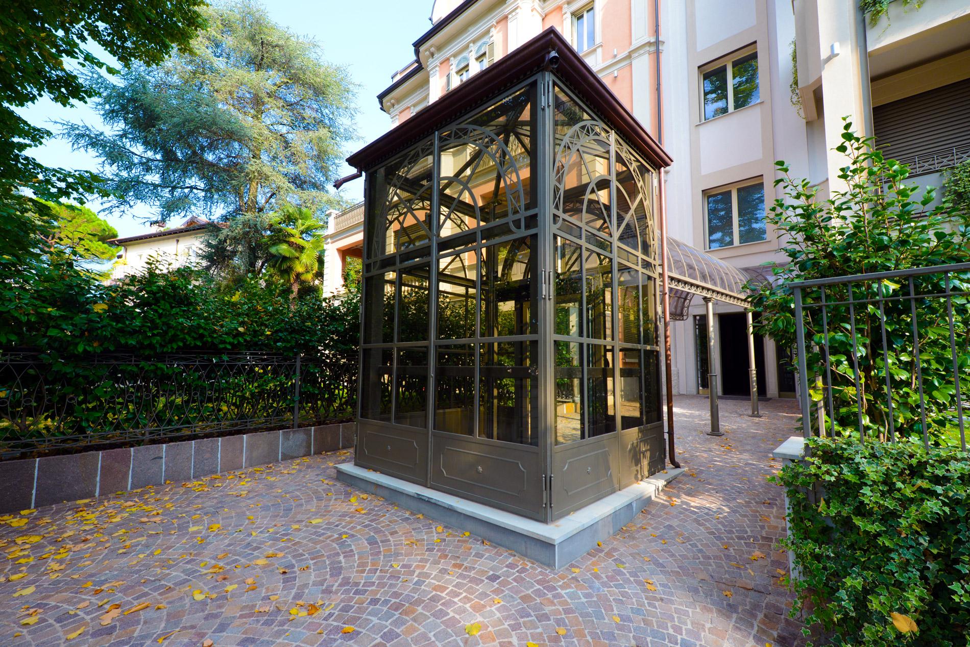 Costo ascensore esterno 2 piani perfect ascensori esterni alla volumetria del fabbricato with - Quanto costa un ascensore interno ...