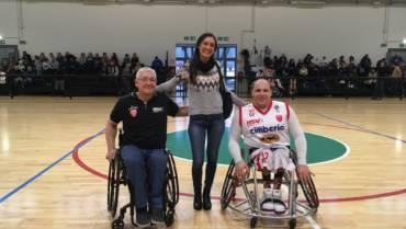 Amca Elevatori sostiene l'associazione sportiva per disabili HSV Varese con una nuova iniziativa